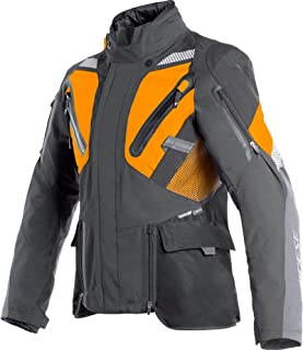 Dainese Gran Turismo Gore-Tex Jacket (62) (Black/Orange/Ebony)