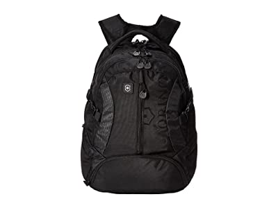 Victorinox VX Sport Scout Laptop Backpack (Black/Black Logo) Backpack Bags