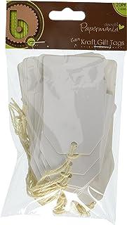 Papermania PM174301 Scrapbooking Embellishments, Blanc, 1,8 x 9,9 x 18,8 cm