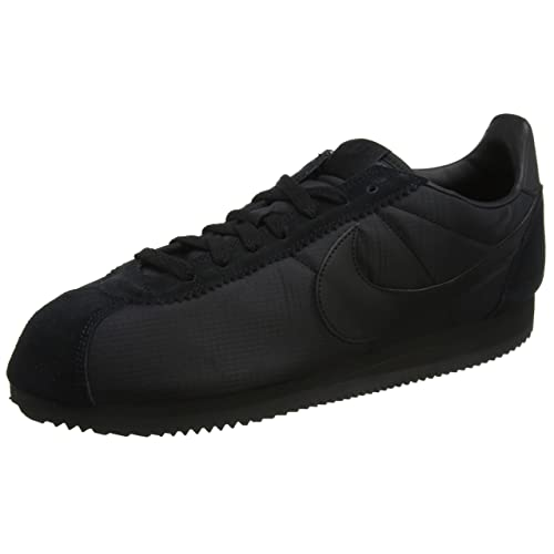 cheap for discount 4c030 d9571 Nike Men s Classic Cortez Nylon Low-Top Sneakers