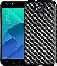Case for Asus ZenFone Live Plus X00LDA X00LDB / ZenFone 4 Selfie ZB553KL Case TPU Silicone Soft Shell Cover Black RK-Asus ZenFone Live Plus-Black