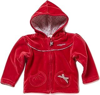 Noppies Cardigan reversible girl Apple 05204 Baby - Dziewczęca odzież niemowlęca/kamizelka