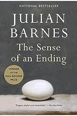 The Sense of an Ending (Borzoi Books) Kindle Edition