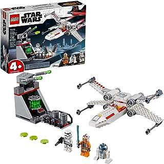 LEGO Star Wars X-Wing Starfighter Trench Run 75235 4+...