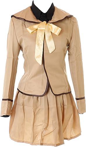 almacén al por mayor Kawaii-Story MN DE 31Kamisama Kiss Kiss Kiss Momo zono Nanami Beige Escolar Uniforme School Uniform Juego Cosplay Disfraz  costo real