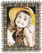 Clayre & Eef 2F0653 - Marco de fotos (10 x 2 x 13/8 x 10 cm), color plateado