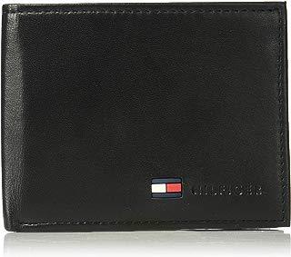 Tommy Hilfiger Men's Leather Wallet - Bifold Trifold...