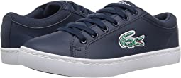 Lacoste Kids - Straightset Lace 118 1 (Little Kid)
