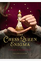 The Chess Queen Enigma: A Stoker & Holmes Novel Kindle Edition