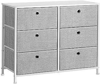 Best white 6 drawer dresser under $100 Reviews