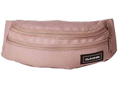 Dakine Classic Hip Pack (Wood Rose) Travel Pouch