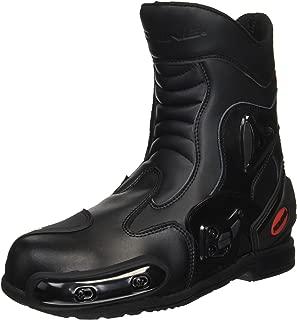 [コミネ] バイク バイクブーツ プロテクトスポーツショートライディングブーツ 防水 スライダー ブラック 26cm 05-067 BK-067