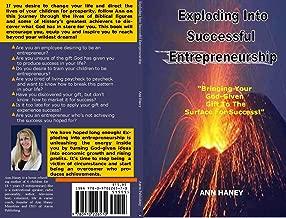 Exploding Into Successful Entrepreneurship
