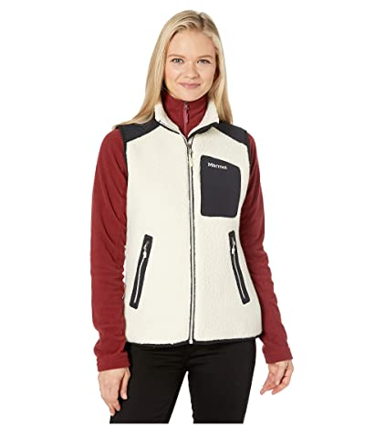 Marmot Wiley Vest (Cream/Black) Women