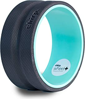 Plexus Chirp Wheel for Back Pain, Stretches and Strengthens Core Muscles, Relieves Strain to Muscles and Ligaments, Helps Prevent Herniated/Bulging Discs, Arthritis, and Osteoporosis