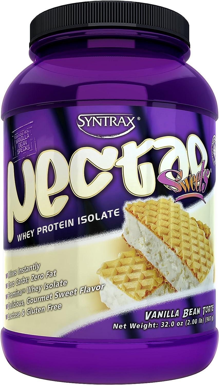 Syntrax Nectar Sweets famous Native Grass-Fed Whey Va Isolate Protein Arlington Mall
