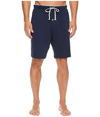 Nautica Knit Sleep Shorts (Maritime Navy) Men