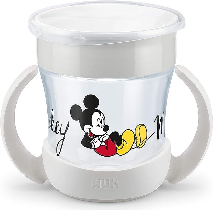 510 opinioni per NUK Mini Magic Cup Bicchiere Salvagoccia | Bordo 360° Anti-Rovesciamento | 6+