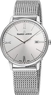 Maurice Lacroix - Eliros EL1118-SS002-110-1 Reloj de Pulsera para hombres Plano & ligero