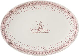 Royal Doulton Holiday Tableware Holiday Oval Platter 16.5