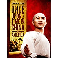 Deals on Once Upon a Time in China and America HDX Digital