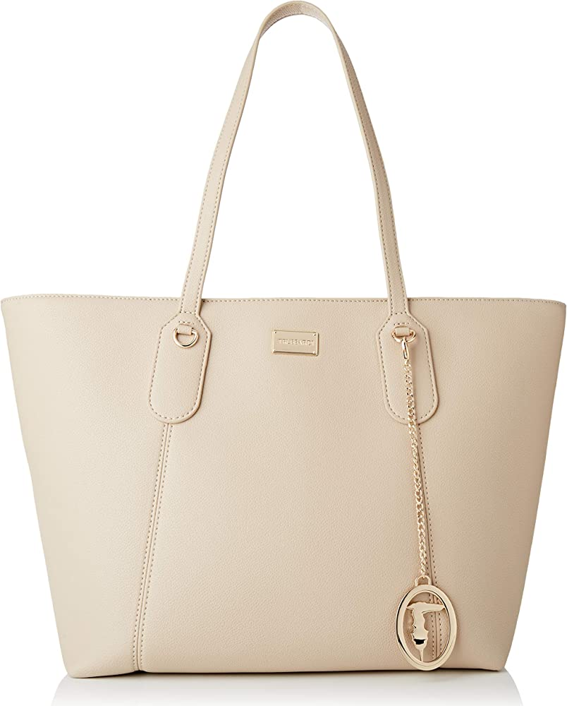 Trussardi jeans monaco shopping md tumbled,borsa per donna,in ecopelle 75B009719Y099999