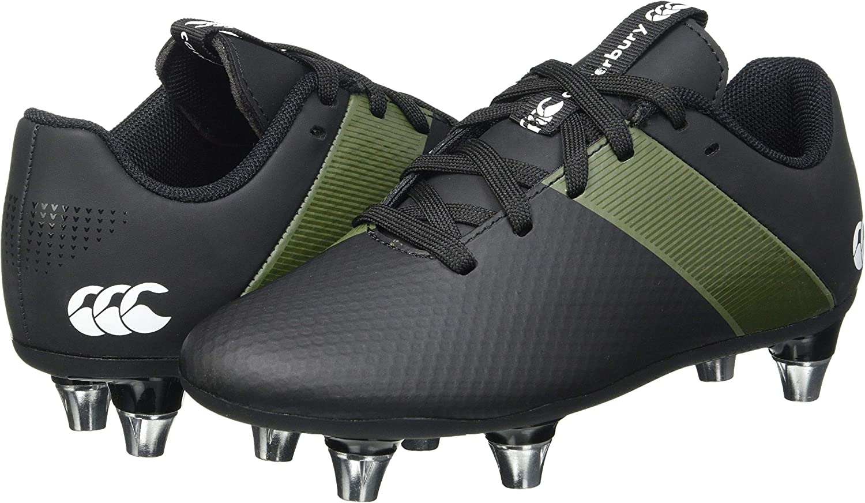 Canterbury Phoenix 3.0 Plus Junior Soft Ground Zapatillas para Rugby Ni/ños