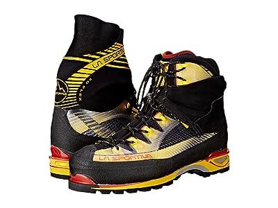 La Sportiva Trango Ice Cube GTX (Black/Yellow) Boots