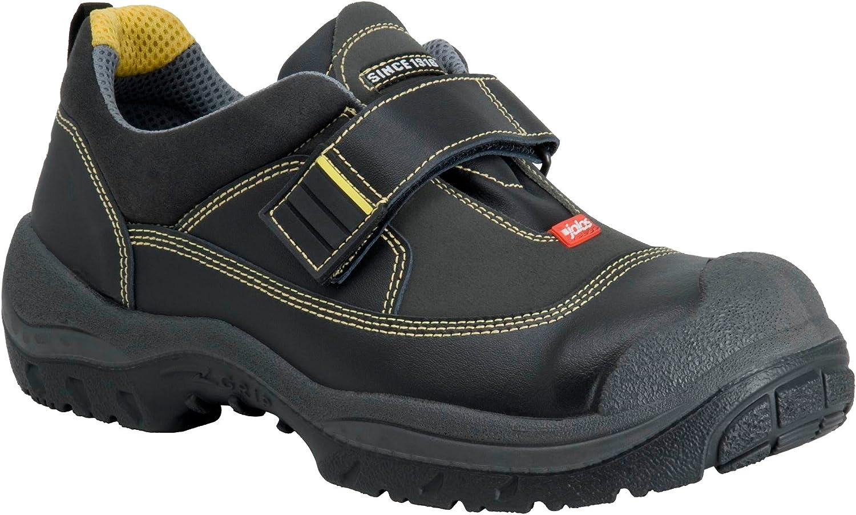 Ejendals 3358s-41 Größe 104,1 cm Jalas Jalas Jalas 3358s Easy Grip Sicherheit Schuh – Schwarz Grau Gelb  bdabe5
