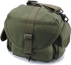 Domke 700-80D F-8 Small Shoulder Bag - Olive Green