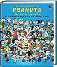 Das komplette Peanuts Familien-Album - Das ultimative Standardwerk zu den Figuren von Charles M. Schulz: Originalausgabe m...