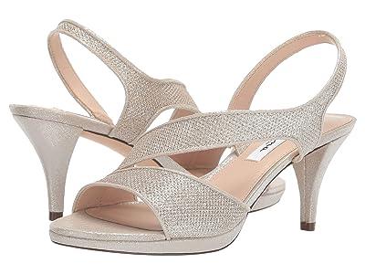 Nina Nasreen (Soft Platino) High Heels