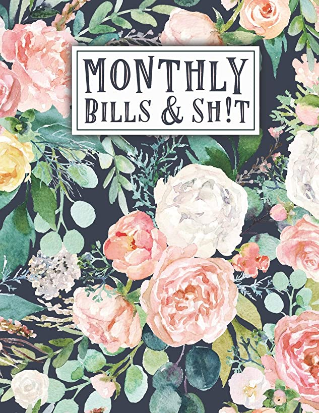 Monthly Budget Planner: An Debt Tracker For paying Off Your Debts | 8.5