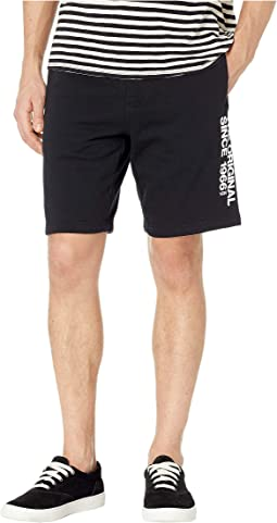 1b5b30da639899 Vans. Checker Jacquard Fleece Pants.  89.45. Black