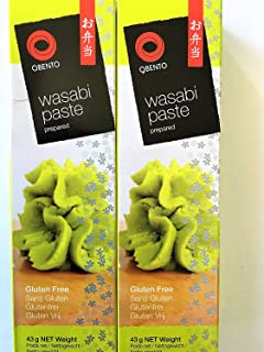 Obento Wasabi Paste (Pack of 2)
