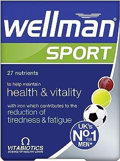 Vitabiotics Wellman Sport Vitamin Tablets, 30 Tabs