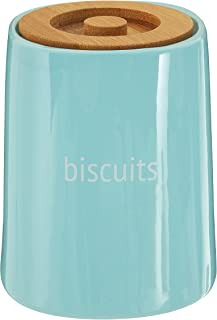 Premier Housewares Fletcher Biscuit Canister - Blue