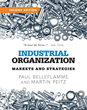 industrial organization economics textbook