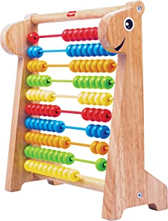 Giggles Wood Educational Toy, Multicolour, ages 2 and Up