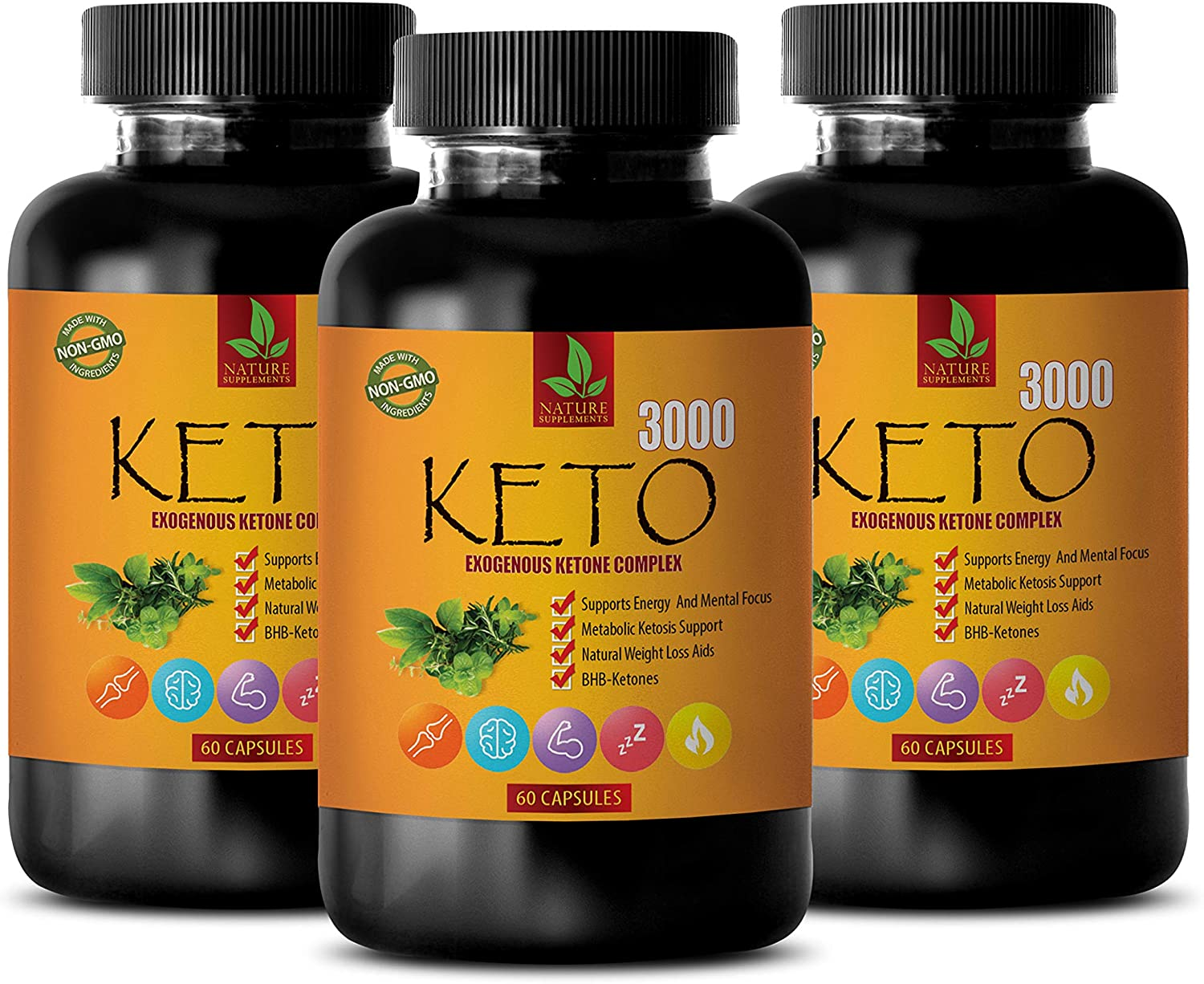 Weight Loss Pills for Women Belly Fat - Ke EXOGENOUS 3000 Keto Surprise New mail order price