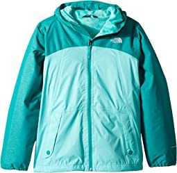 c1df12535259 Mint Blue. 54. The North Face Kids. Warm Storm Jacket (Little Kids Big Kids).   89.95. 5Rated 5 stars5Rated 5 stars