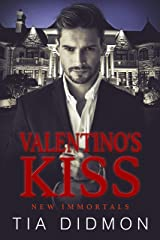 Valentino's Kiss: Paranormal Romance Kindle Unlimited Books (New Immortals Book 1) Kindle Edition