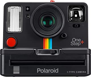 Polaroid Originals OneStep+ Black (9010), Bluetooth Connected Instant Film Camera