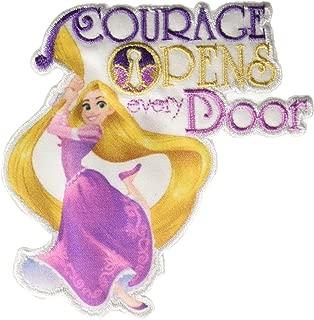 disney princess iron on appliques