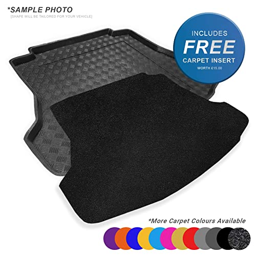 3 X CLIP PREMIUM HEAVY DUTY BOOT LINER PROTECTOR CEED 12+