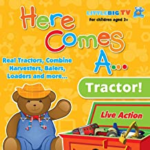 here comes tractor