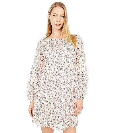 Rebecca Taylor Ikat Fleur Sleeve Dress Women