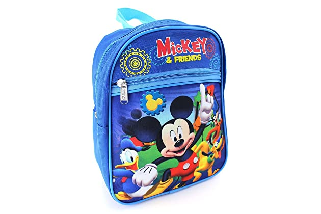 89e55c55757d Mickey Mouse Boys Kids Toddler Preschool Mini Backpack Baby 10