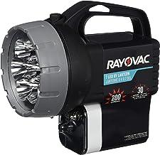 RAYOVAC Value 85-Lumen 6V 10-LED باتری فانوس شناور با باتری ، BEPLN6V-BTA