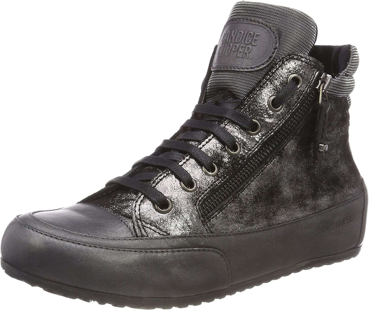 Candice Cooper Women's Monet color Hi-Top Trainers